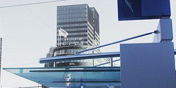 Jukova Corporation - bus stop, innovative solutions
